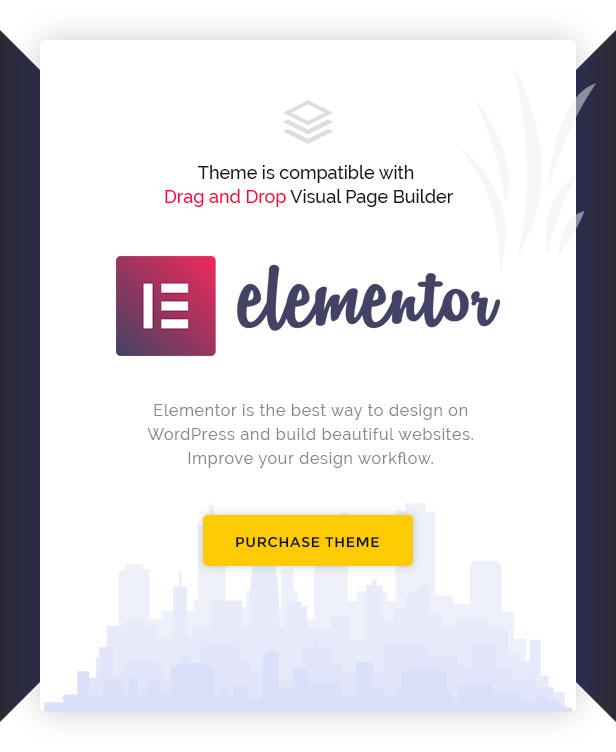 Industry and Engineering WordPress theme