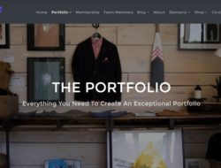 How To Create A Portfolio In WordPress?