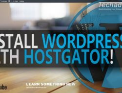 How To Install WordPress On HostGator | Setup WordPress Account Free