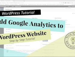 How to Connect Google Analytics to WordPress Website (2018 Tutorial)