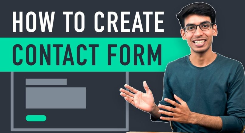 How to Create a Contact Form in WordPress