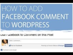 How to add Facebook comments to WordPress (The Super EASY way)