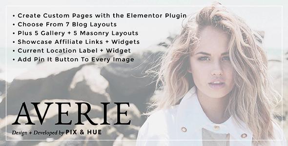 Juliet - A Blog & Shop Theme for WordPress - 6
