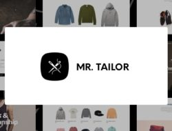 Mr. Tailor – Fashion and Clothing Online Store Theme for WooCommerce