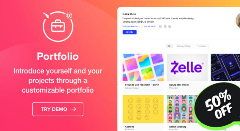 Portfolio Gallery – WordPress Portfolio Plugin
