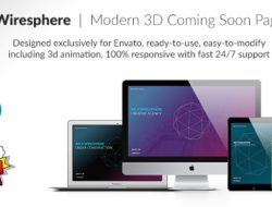 Wiresphere – Creative Coming Soon / Under Construction