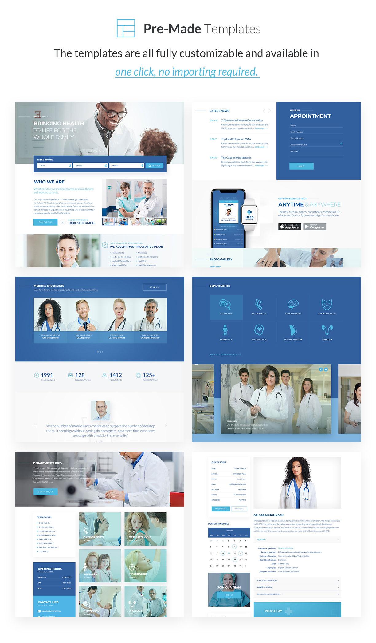 Sirona - Health and Medical Clinic - 5
