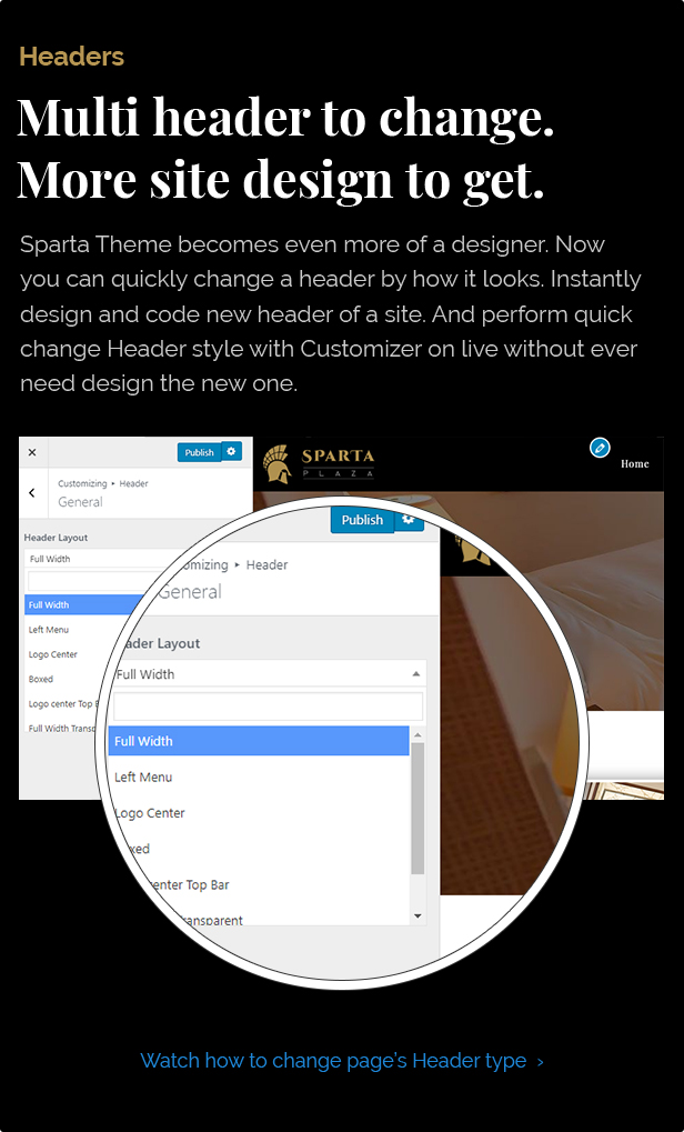 Sparta - Hotel Booking WordPress Theme - 9