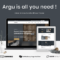 Argu –  Kitchen WordPress Theme