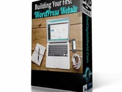 Building Your First WordPress Website