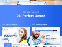 Dentiq – Dental & Medical WordPress Theme