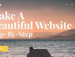 How To Make A Beautiful WordPress Website 2019 – Tutorial For Beginners – Video Tutorial