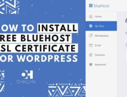 How to Install SSL Certificate on WordPress (2018) | Add Free Bluehost SSL (HTTPS)