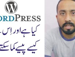 Introduction To WordPress Earning Complete Course in  Urdu Hindi – Video Tutorial