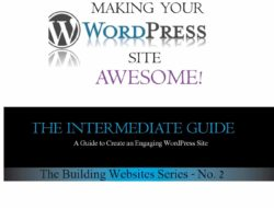 Making Your WordPress Site Awesome: The Intermediate Guide (Web Site)