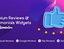 Premium Reviews & Testimonials Widgets for Elementor