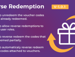 WooCommerce PDF Vouchers – Reverse Redemption add-on