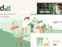 FindAll – Business Directory Theme