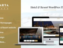 Sparta – Hotel Booking WordPress Theme
