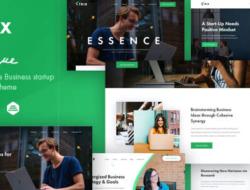 Trix – Startup Business Theme