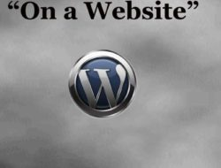 WordPress – How to Install a WordPress Blog on a Website Video Tutorial