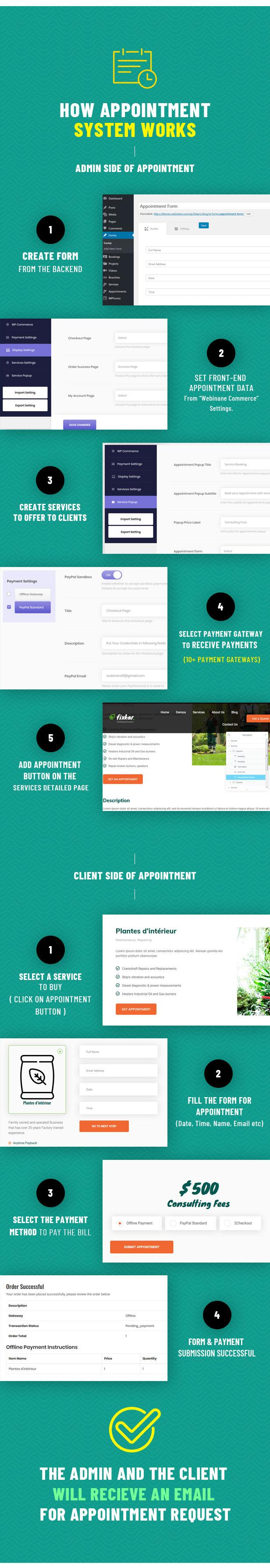 FixKar - All Services WordPress Theme - 7