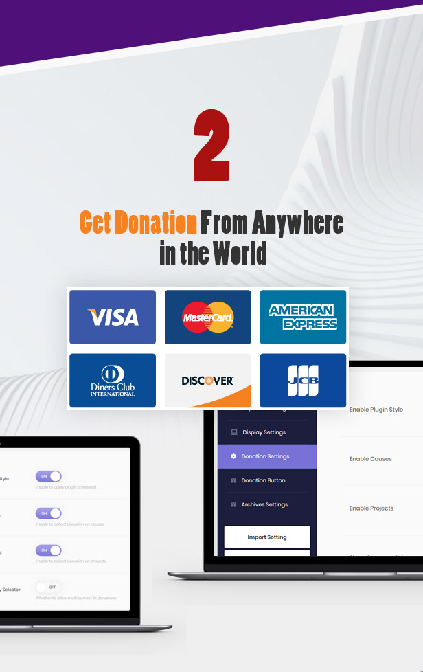 Lifeline Donations - Multidimensional WordPress Donations Plugin - 2