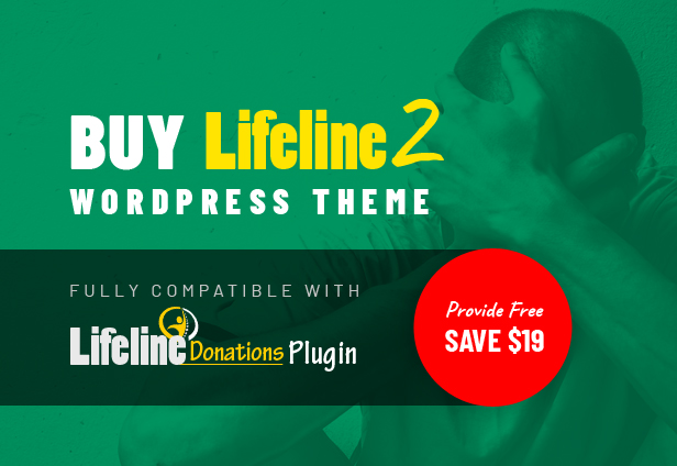 Lifeline Donations - Multidimensional WordPress Donations Plugin - 9