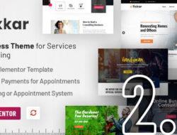 FixKar – All Services WordPress Theme