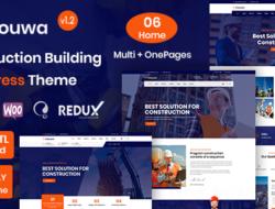 Kaouwa – WordPress Construction Building Theme