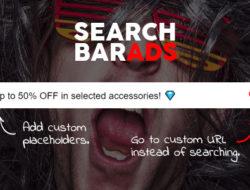 Search Bar Ads – WooCommerce Plugin