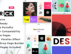 Limerick – A Colorful and Modern Multipurpose Portfolio Theme