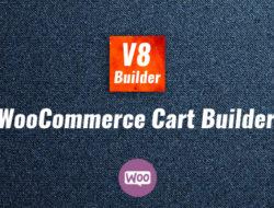 V8Builder – WooCommerce Cart Builder