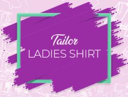 WooCommerce Ladies Shirt Tailor