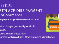 Marketplace DIBS Payment Method for WooCommerce