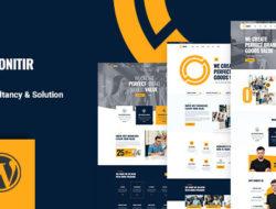 Onitir – IT Solutions WordPress theme